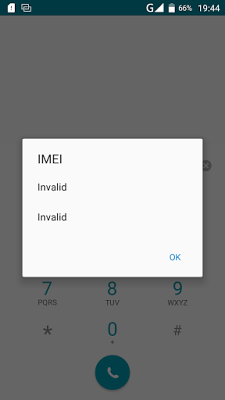 How To Fixed Invalid Imei For Infinix Hot Note X551 Without